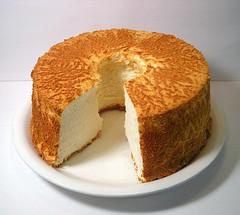 Воздушный апельсиновый пирог