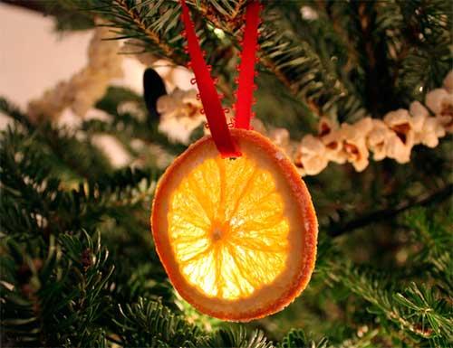 Красный апельсин в домашних условиях