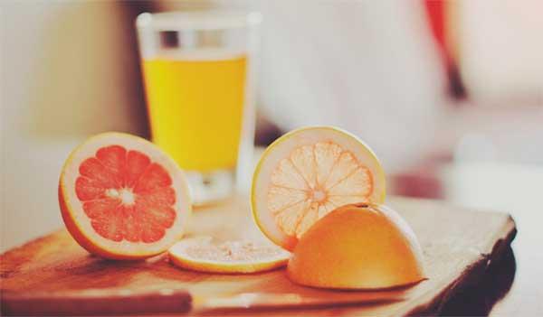 грейпфруты и их сок