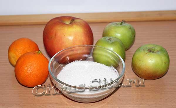 ингредиенты компота