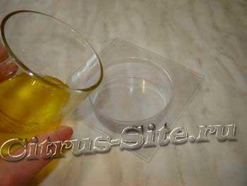 лимонная мыльная основа