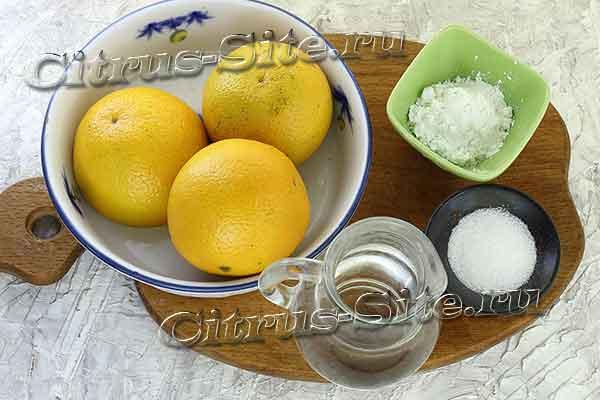 ингредиенты киселя