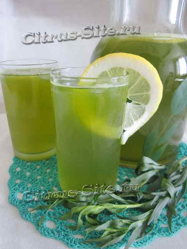 стаканы с лимонадом