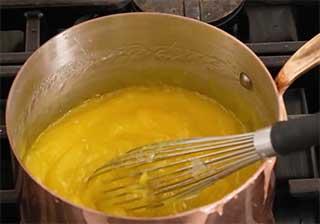 добавление желтков