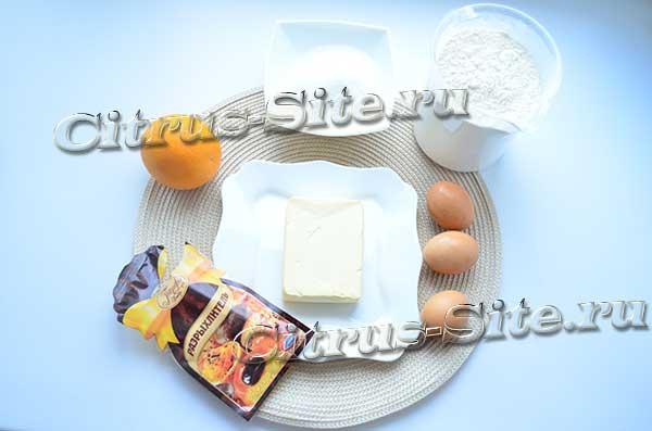 компоненты выпечки