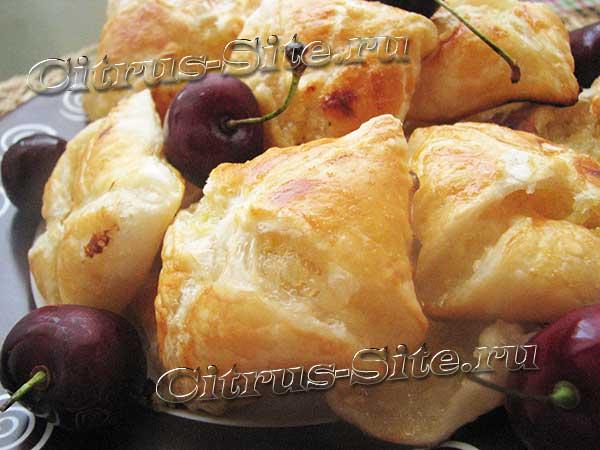 лимонные пирожки