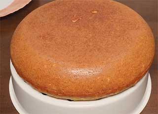 готовый кекс из мультиварки