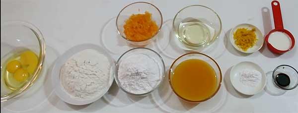 ингредиенты кекса
