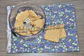 печенье в блендере